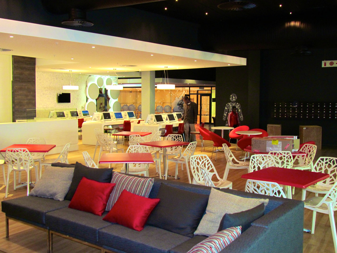 Inside our 100th club, Balfour Park   Virgin Active South Africa