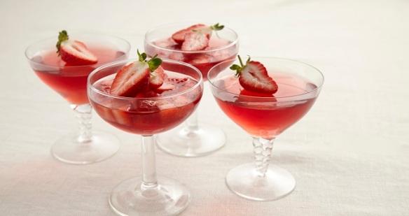 Cranberry and raspberry jellies680