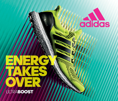 The new adidas ultra boost