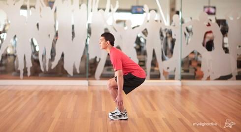 Your Squat Challenge